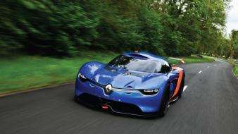 Cars concept art renault alpine a110 hot wallpaper