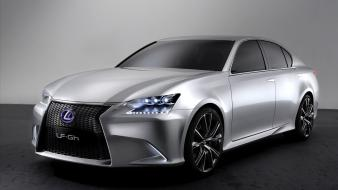 Cars hybrid lexus concept art vehicles wallpaper