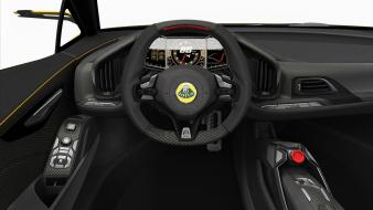 Cars interior concept art vehicles lotus elan 2010 Wallpaper