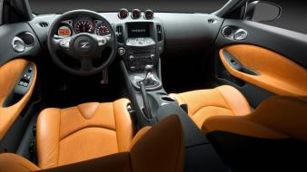 Cars interior nissan 370z Wallpaper
