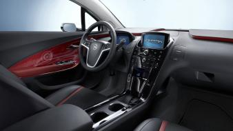 Cars interior opel ampera wallpaper