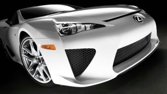 Cars lexus vehicles lfa wallpaper