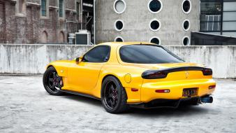 Cars mazda rx7 japanese Wallpaper