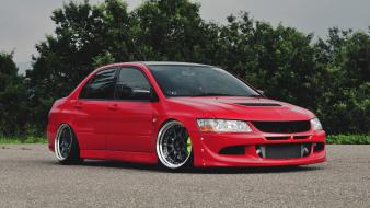 Cars mitsubishi lancer evolution vi Wallpaper