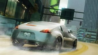 Cars nissan need for speed undercover 370z 2009 wallpaper