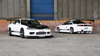 Cars nissan tuning s14 wallpaper