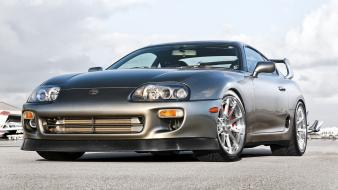 Cars toyota supra Wallpaper