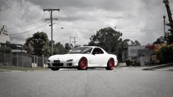Cars tuning mazda rx7 wallpaper