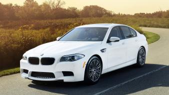 Cars vehicles bmw m5 f10 ind distribution Wallpaper