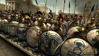 Empire game shields total war: rome 2 Wallpaper