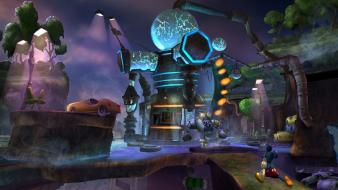 Epic mickey 2: the power of two Wallpaper