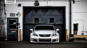 Iss lexus isf forged s13 Wallpaper
