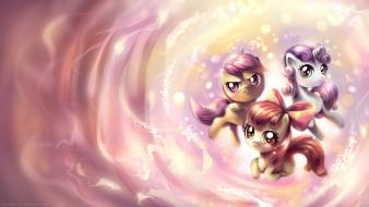 Little pony: friendship is magic crusaders rest wallpaper