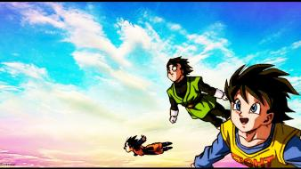 Love dragon ball z air wallpaper