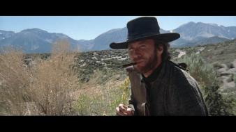 Movies clint eastwood western high plains drifter wallpaper