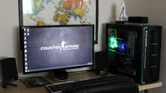 Pc technology gaming counter-strike: global offensive rig wallpaper