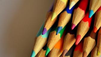 Pencils colors wallpaper