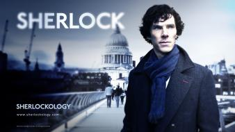 Sherlock holmes tv series benedict cumberbatch bbc wallpaper