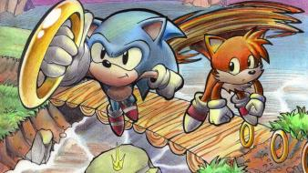 Sonic the hedgehog video games wallpaper