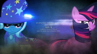 Sparkle trixie my little pony: friendship is wallpaper