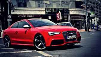 Streets cars audi vehicles rs5 automobile wallpaper