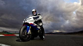 Superbike motorbikes bmw s1000rr Wallpaper