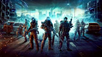Team shooter ghost recon future soldier wallpaper