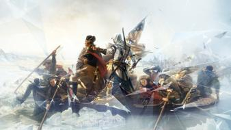Video games american revolution assassins creed iii Wallpaper