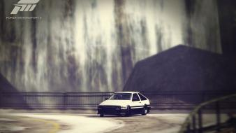 Video games forza trueno panda wallpaper