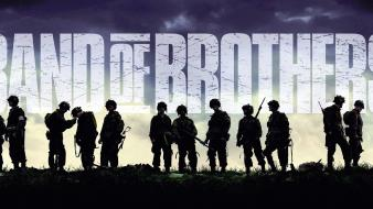 Band of brothers tv series wallpaper