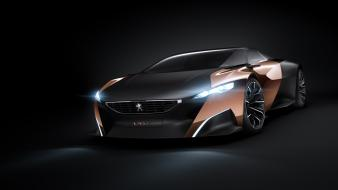 Cars concept peugeot onyx wallpaper