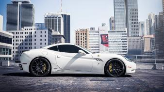 Cars ferrari outdoors vehicles supercars california v12 Wallpaper