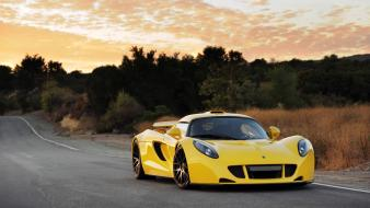 Cars hennessey venom gt sports wallpaper