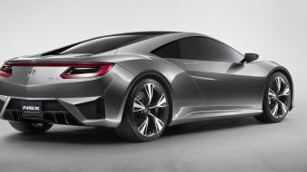 Cars honda nsx concept Wallpaper