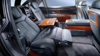 Cars interior maybach wallpaper