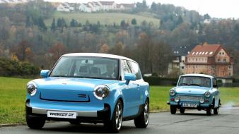 Cars trabant new Wallpaper