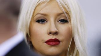 Christina aguilera singers Wallpaper