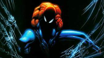 Comics spider-man marvel avengers wallpaper