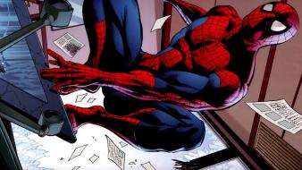 Comics spider-man marvel Wallpaper
