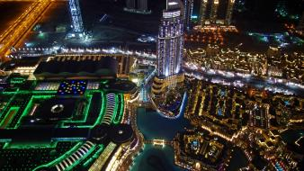 Dubai cities wallpaper