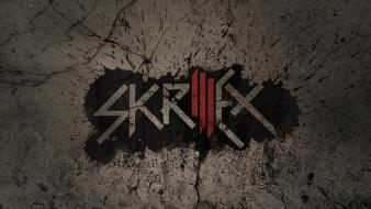 Dubstep skrillex logo dub step wallpaper