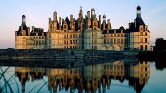 France buildings chambord cities chateau wallpaper
