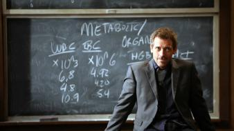 Hugh laurie gregory house Wallpaper