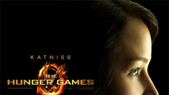 Jennifer lawrence katniss everdeen the hunger games wallpaper