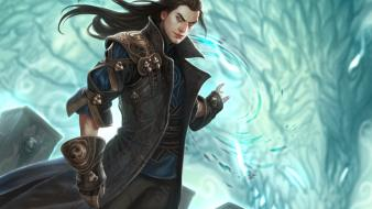 Magic the gathering artwork jason chan wallpaper