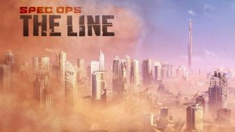 Medal of honor spec ops: the line wallpaper