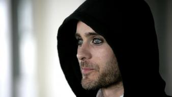 Men singers eyeliner hoodies jared leto stubble wallpaper