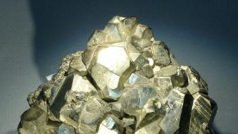 Metal earth rocks stones gems minerals pyrite rare wallpaper