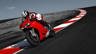 Motorcycles ducati 1199 Wallpaper