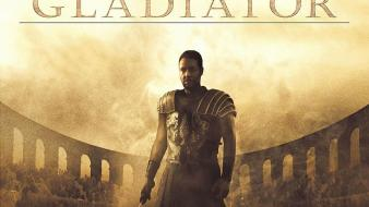 Movies gladiator (movie) russell crowe wallpaper